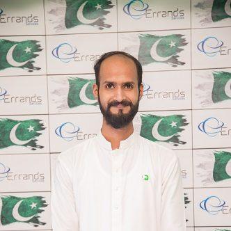 Noaman Malik, Director HR Errands Services, HR Director
