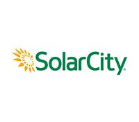 Solar city, solar company logo, logo